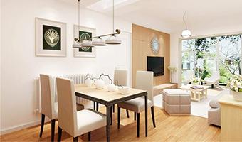 整木定制餐厅设计,感受有颜有味的生活艺