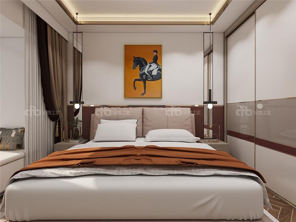 整木定制卧室